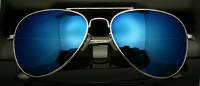 M8002 Extreme Quality Blue Mirror Aviator